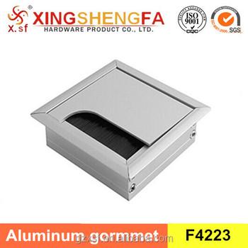 Aluminum Cable Management Box Wire Organizer For Desk - Buy Aluminum ...