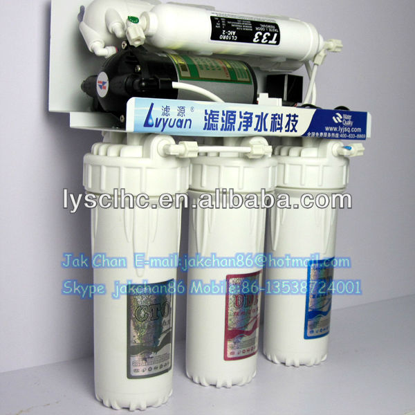 Malaysia hot sale 5 stage ro water purifier