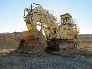 O Amp K Rh340 Face Shovel Buy Face Shovel Excavator Product
