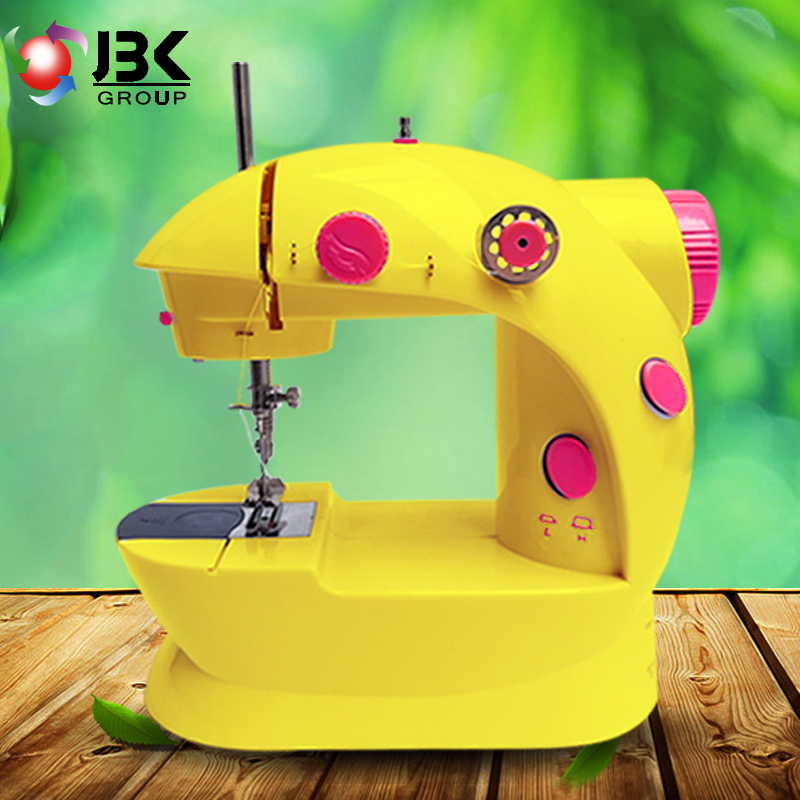 Mini manual sewing machine portable sewing machine simple operation sewing machine