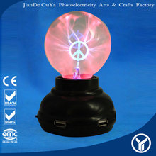 "Wholesale china trade 3"" USB HUB magic decoration plasma ball"