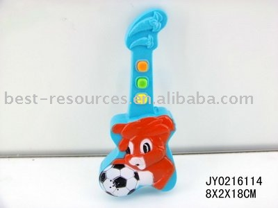 plastic electric musical instrument toy