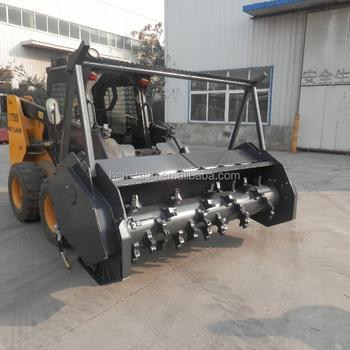 Hcn 0513 Series Excavator Flail Mower - Buy Excavator Flail Mower,Skid  Steer Loader Forest Mulcher Attachment,Skid Steer Loader Forest Mulcher  Product