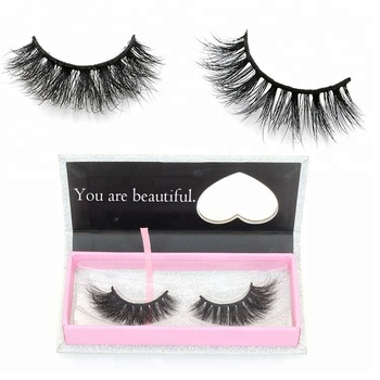 5b98260a743 Lash vendors wholesale own brand eyelash packaging box for 3d faux mink  eyelashes
