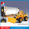 RC Construction toy trucks model,Digger r/c bulldozer truck,rc Engineering Truck HC185433