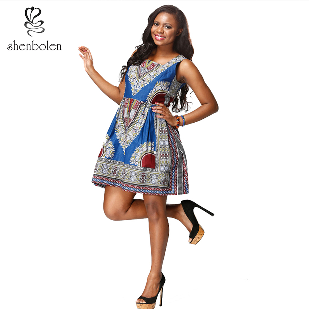 2018 New Designs Wax African Print 100% Cotton Wholesales Price Plus Size  Party Dress - Buy African Print Dress,Wholesale Western Boutique ...