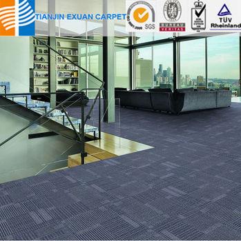 Fire Ant 100 Nylon Office Modular Carpet Tile