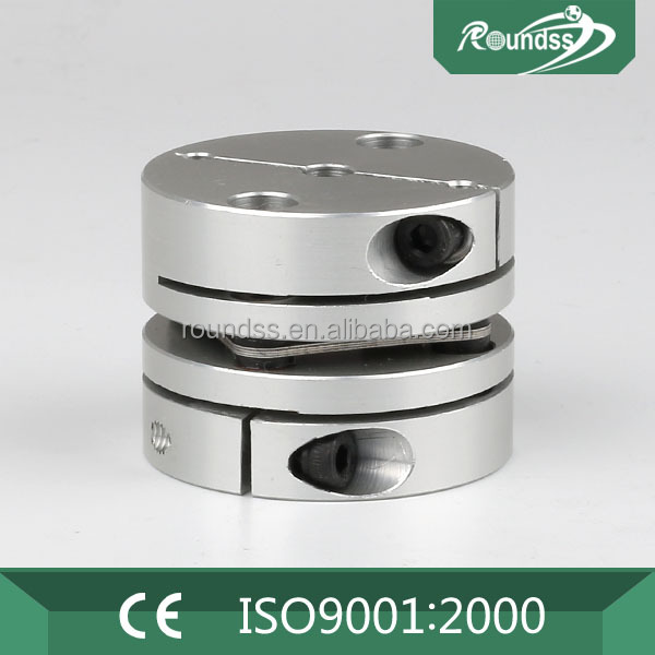 Roundss 44mm universal flexible coupling for rotary encoder