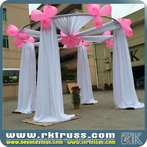 RK Wedding Backdrop Curtains/wedding Backdrop Stand