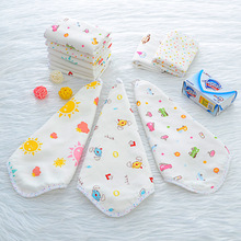 China manufacturer cheap 100% cotton luxury hand towel terry and gauze towel