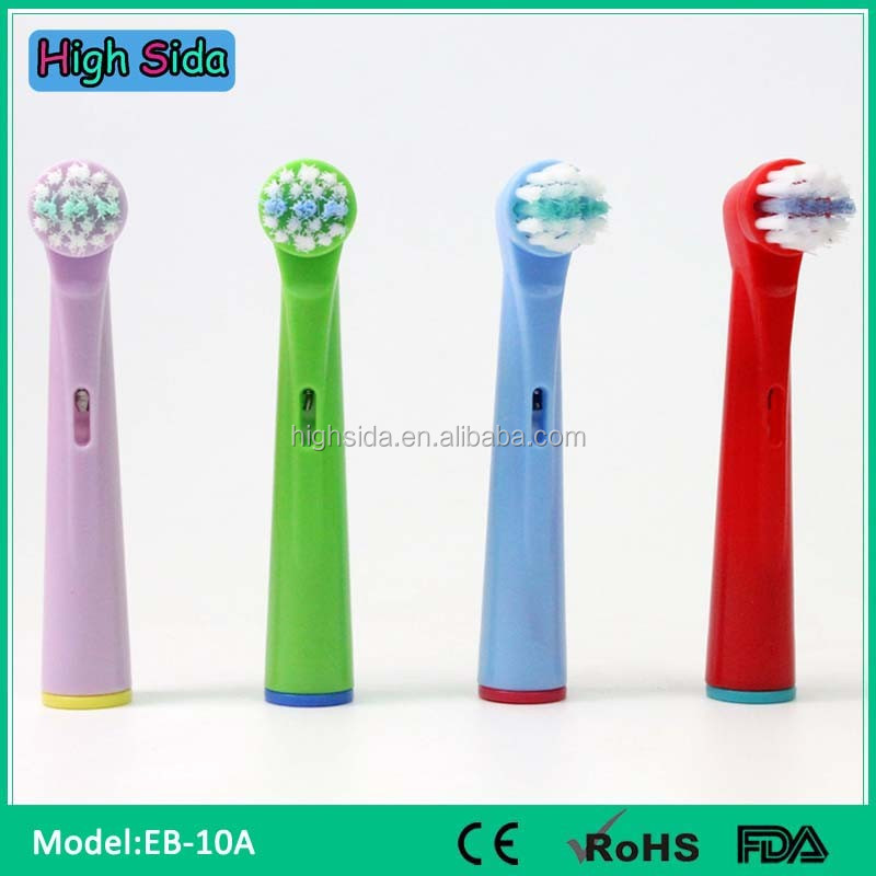 New Good Quality EB10A For Oral B Kids Toothbrush Heads