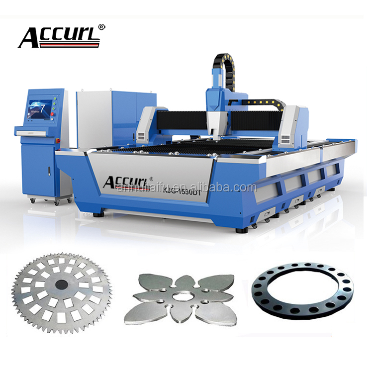Fiber Laser Metal Cutting Machine protecting laser head from reflected laser light