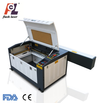 Fl-460 Coreldraw Laser 50w Laser Engraving Machine Hot Sale In Thailand -  Buy 50w Co2 Laser Engraving And Cutting Machine,Mini Laser Engraving