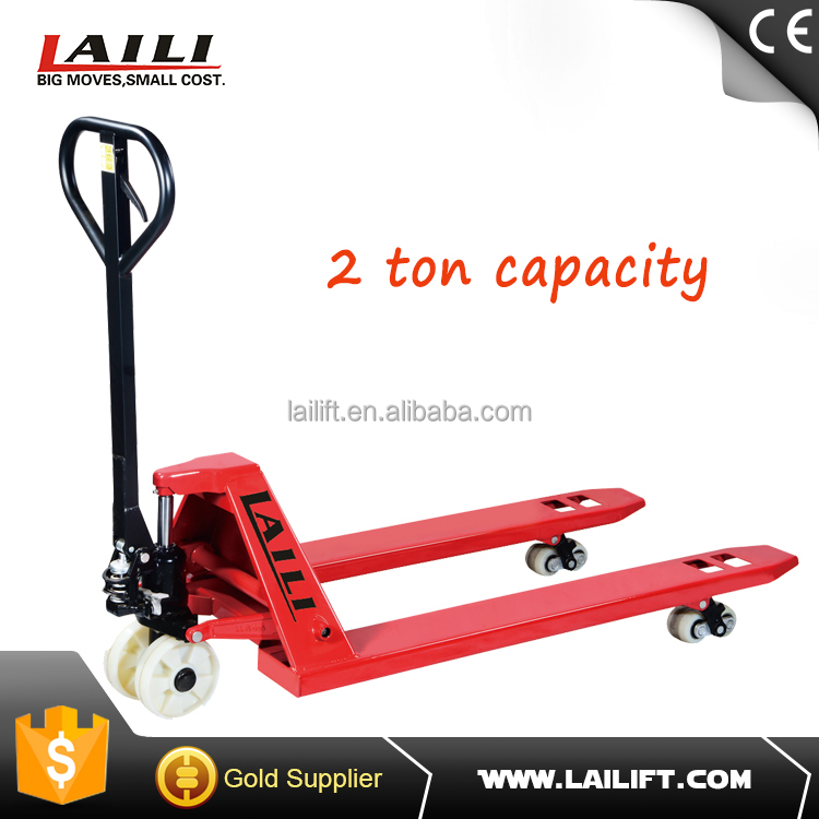 hydraulic hand lift trolley pallet trucks