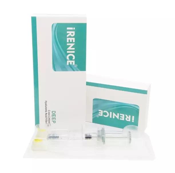 iRenice HA dermal fillers 1ml derm Hyaluronic acid gel injection for anti-wrinkle