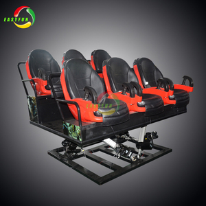 Dynamic Effects Amazing Experience 9d Vr 6/ 9 Seats 12d Cinema Price