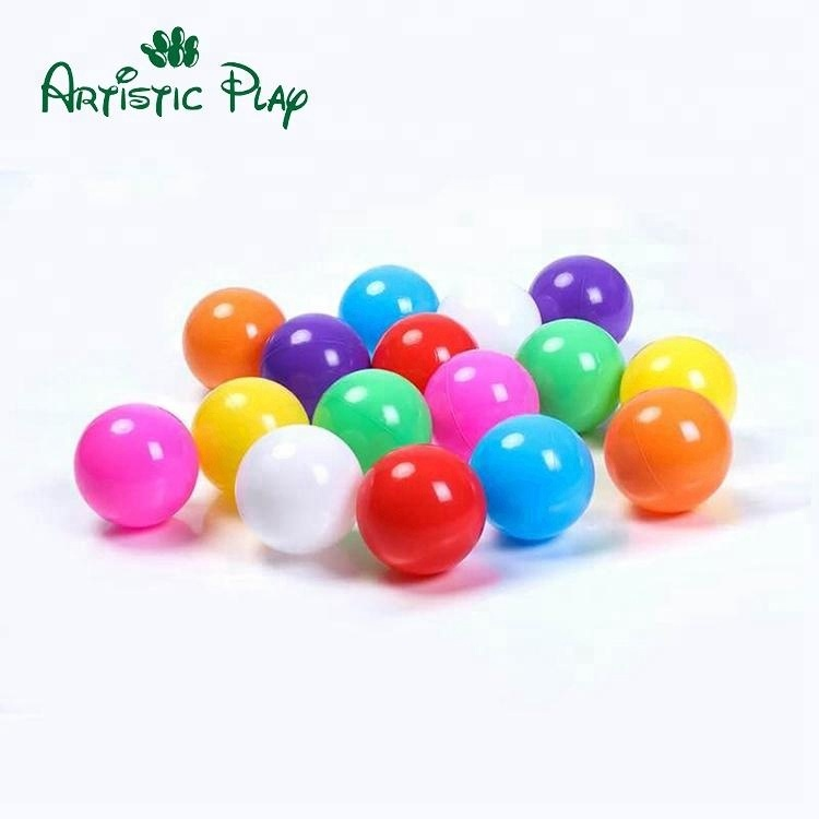 Colorful Eco-Friendly PP Plastic Children Play Ocean <strong>Ball</strong> Pit <strong>ball</strong>