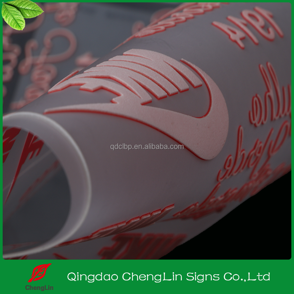 Good Quality Free OEM 3D Heat Transfer Sticker Wholesale Printing Label