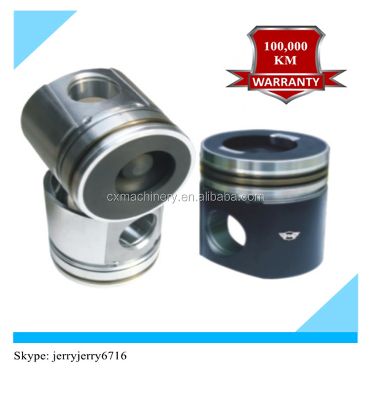 Exhibition popular Low cost Well known engine car piston diameter 210mm bajaj pulsar spare parts