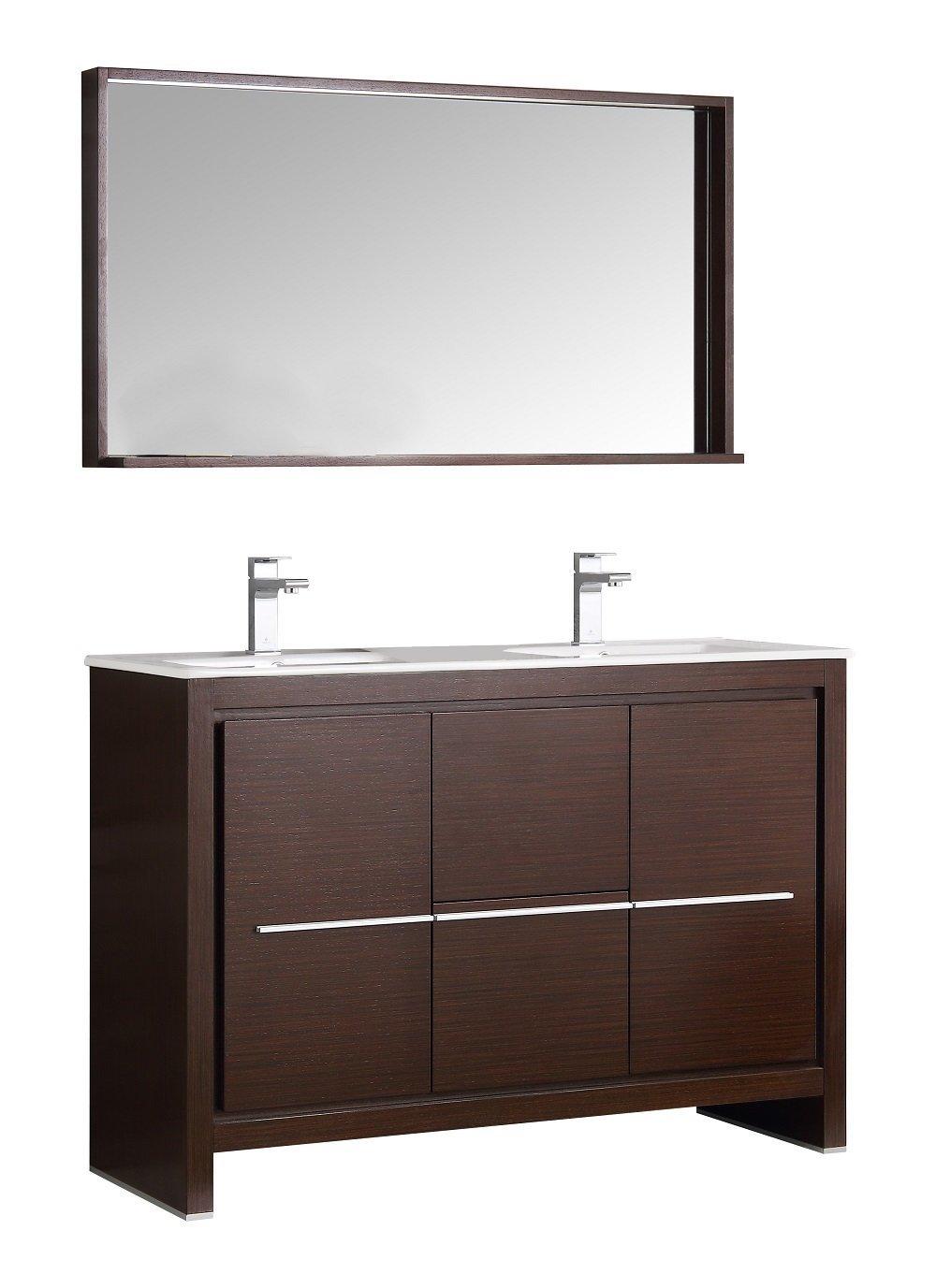 bathroom vanities albany ny. Fresca Allier 48\ Bathroom Vanities Albany Ny