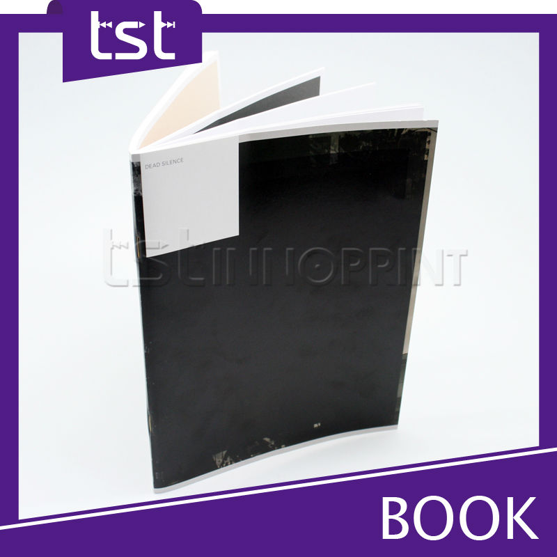 High Quality Blank Recordable Book with Soft Cover