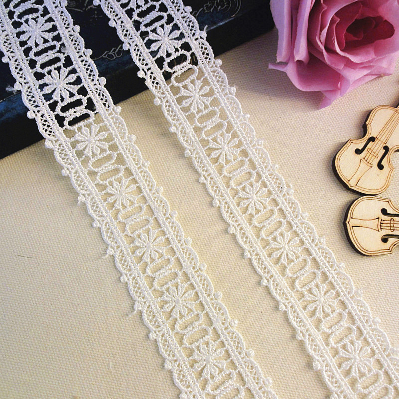 factory top quality types of laces for garments