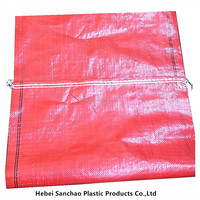 polypropylene woven bag for rice, wheat, flour fertilizer packaging