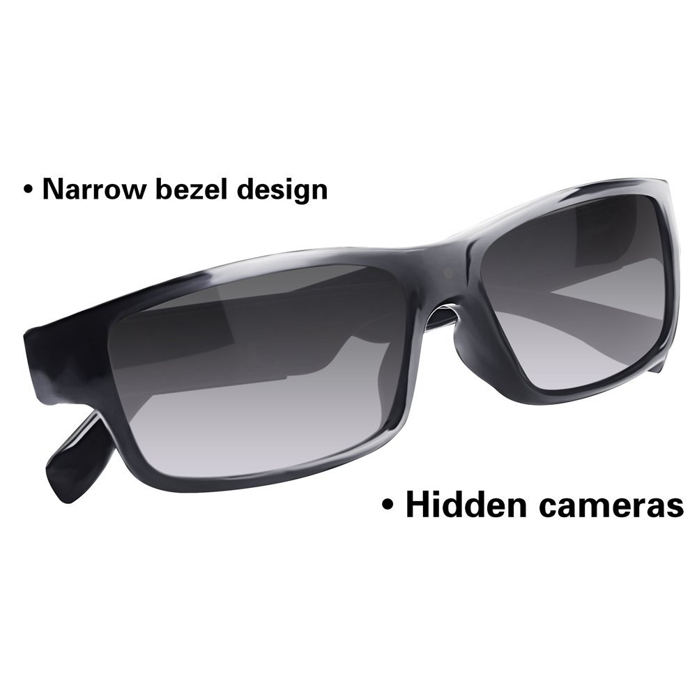 4201524027045 Get Quotations · Spy Sunlasses   Camera Glasses Black