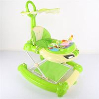 2019 baby walker China wholesale educational new model musical baby push walker