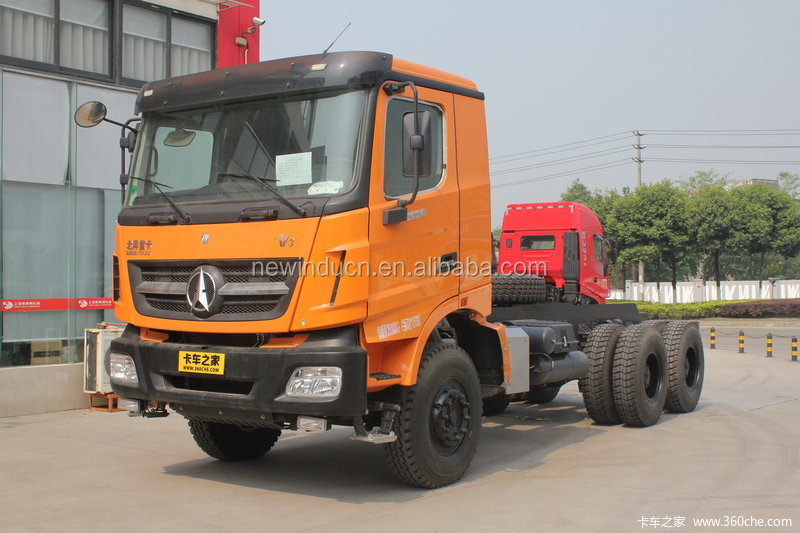 BEIBEN 290hp tractor truck for sale