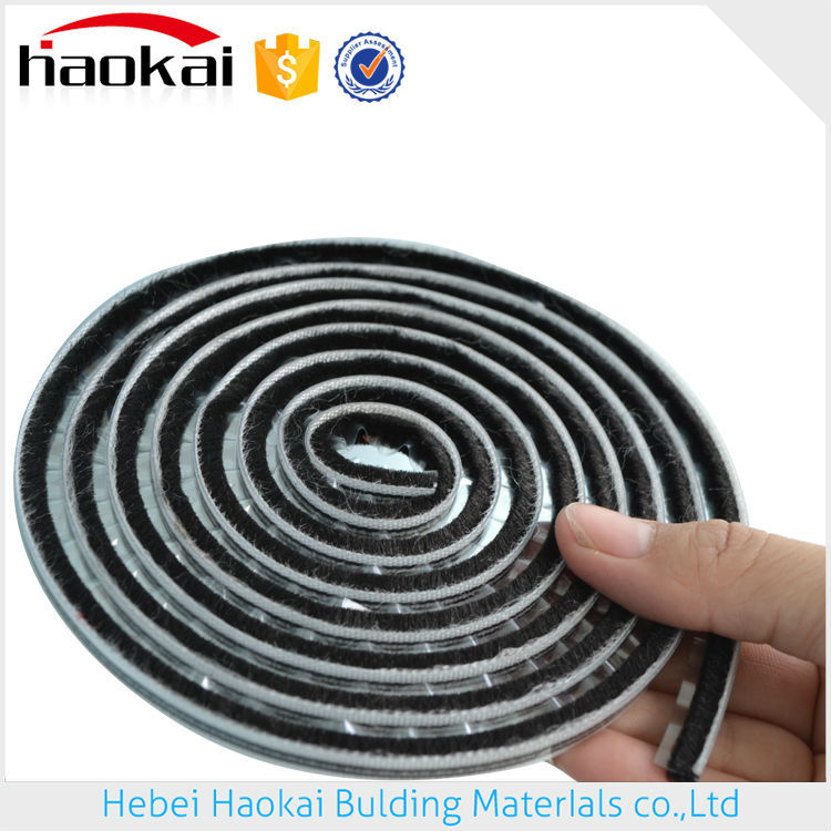 Excellent material factory directly provide Water Guard Shower Door Seal Strip With Fin