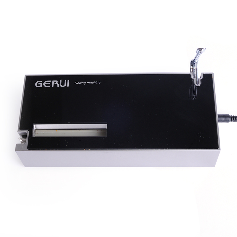 049A  Electric Automatic Cigarette Rolling Machine Making,Cigarette Making Machine Tobacco Injector
