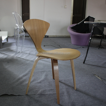 Dining Room Plywood Norman Cherner Chair