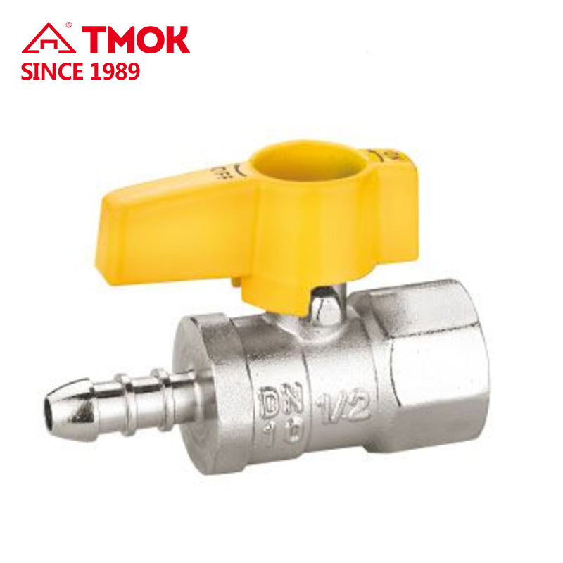 TMOK wholesale forged best selling industrial or family use brass ball valve for <strong>gas</strong>