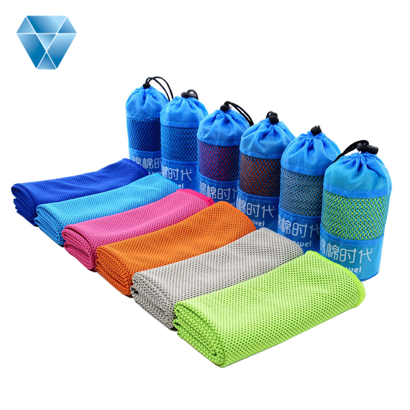 Instant Cooling Sports <strong>Towel</strong> Microfiber & Bamboo Customized Design microfibre sports <strong>towel</strong>