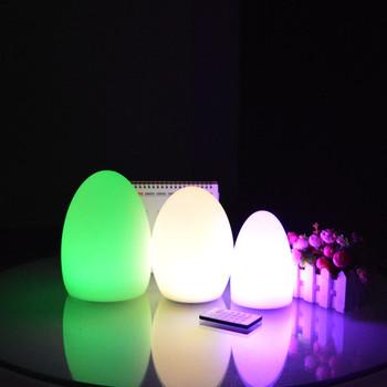 Lampade Da Esterno Plastica.Illuminato Decorazione Led Ricaricabile Carino Impermeabile Di