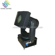 3000W Rotating project search light moving head discolor outdoor sky beam light for high buildings