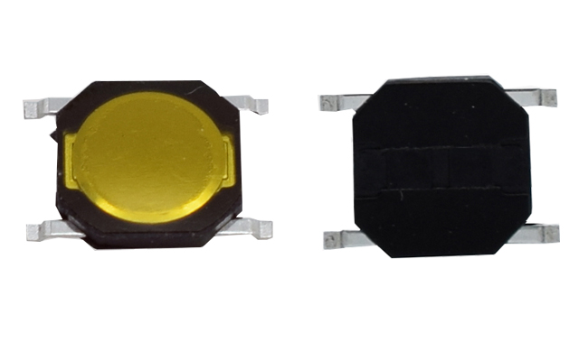 20 X 4*4*0.8mm Tactile Push Button Switch Tact 4 Pin Switch Micro Switch SMD