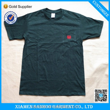 Trade Assurance Custom Cut And Sew T Shirts With Embroidery Design