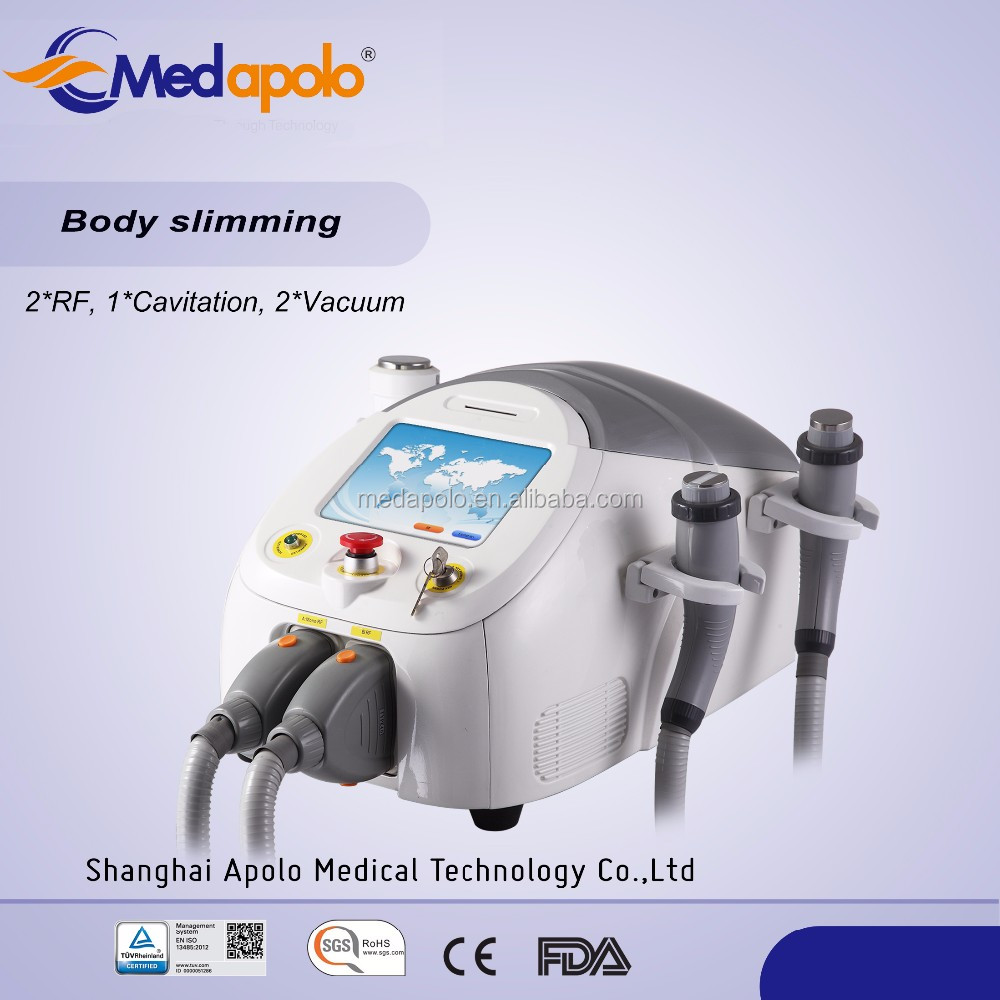 Medapolo Ultrasound Cavitation Rf For Body Slimming ...