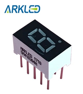 small size high quality supply 0.28 inch factory price 7 segment led display 1 digit
