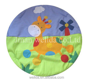 Kids folding play mat baby puzzle play mat waterproof baby play mat