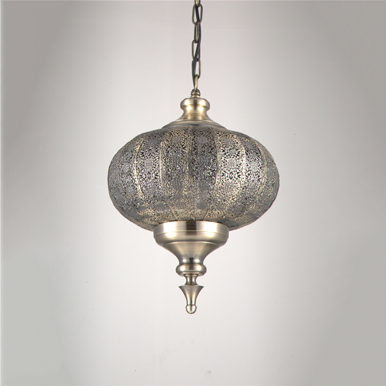 China Whole Moroccan Lighting Fixture Vintage Pendant Lamps For Dubai Indoor Decoration