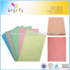 Colorful 250gsm embossed pearl paper for cover wrapping