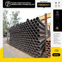 Alibaba.Online Shopping ASTM A53 Black Carbon Welded Steel Pipe For Bridge Construction