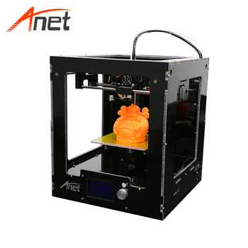 Anet A3 metal 3d printer multifunction fdm 3d printing with high precision