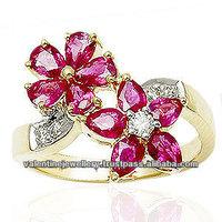 diamond ring jewelry, diamond body jewelry, diamond jewellery flower ring