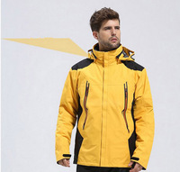 Male's 3-Layer Seam Taped Outdoor rain Jacket