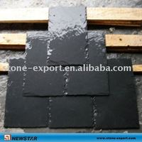 Black Roofing Slate natural slate tile