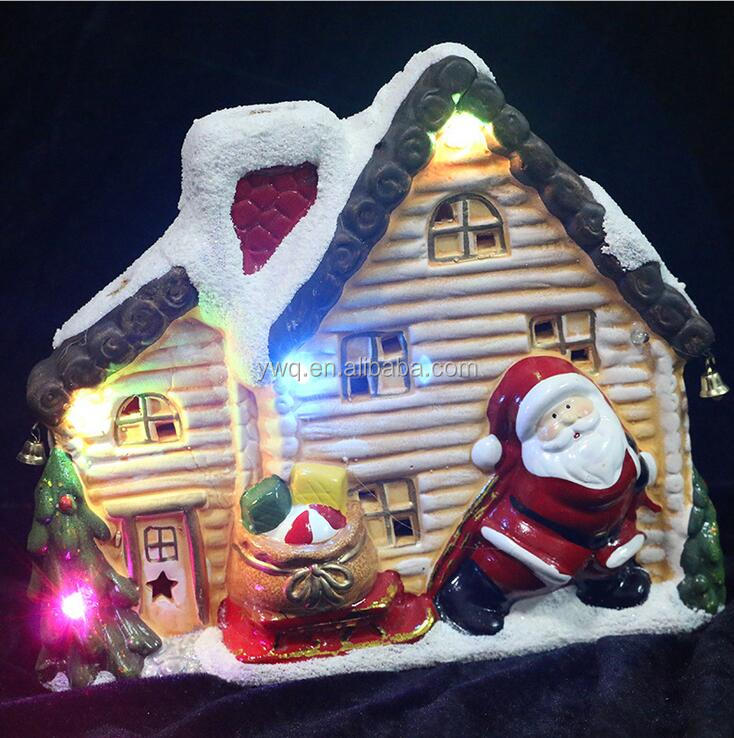 Ceramic Christmas Houses, Ceramic Christmas Houses Suppliers and ...